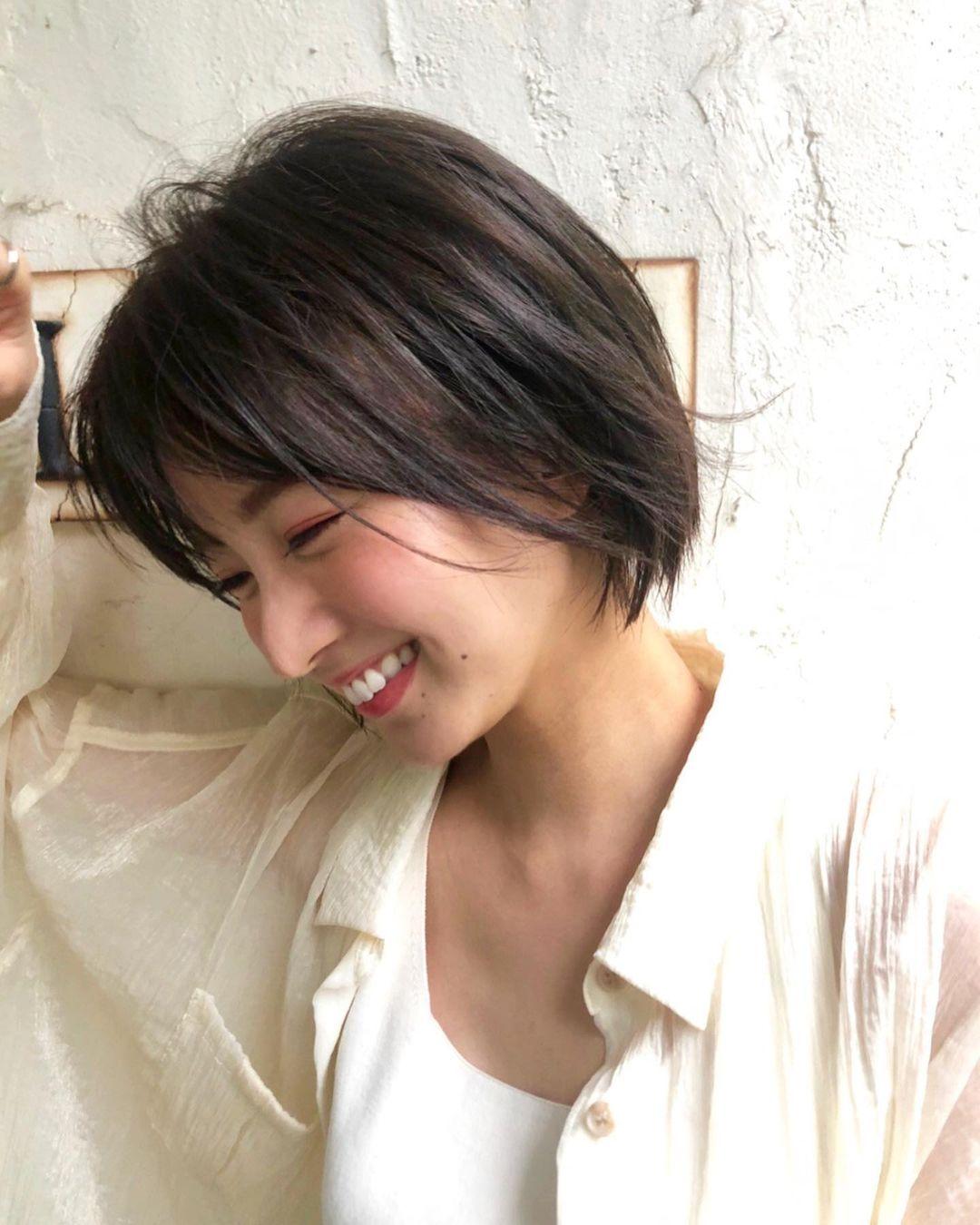 日系时尚杂志模特冈崎纱绘清甜笑容亲和力十足完全就是女友理想型 网络美女 第28张