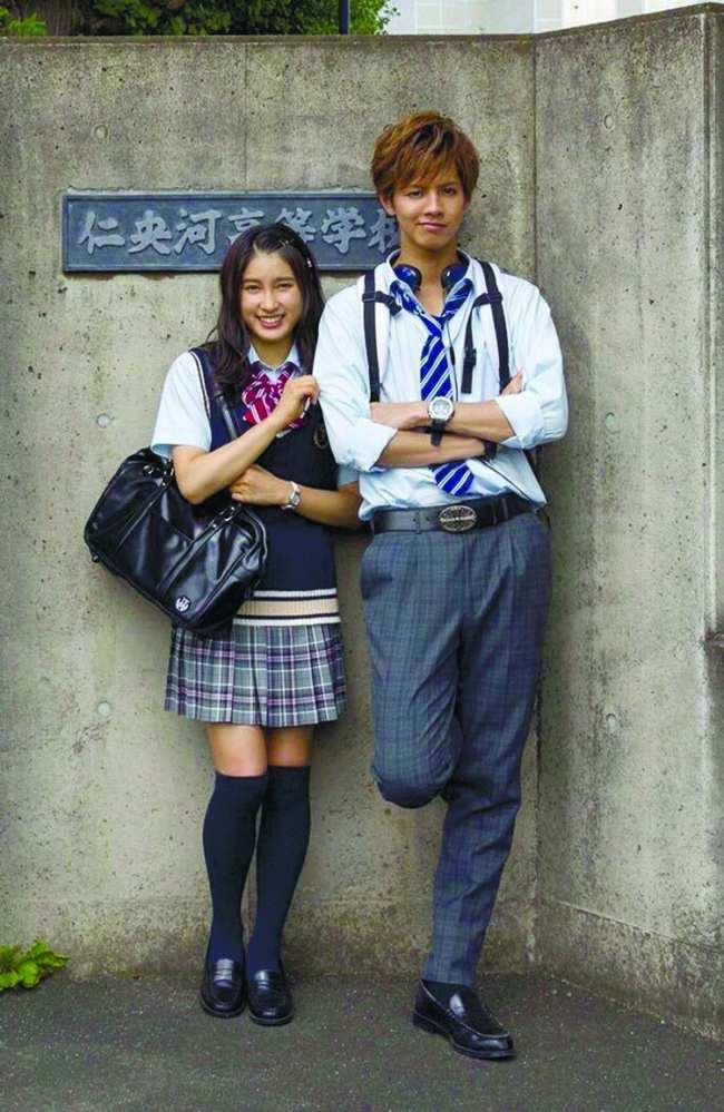 矮萌才是正义.盘点新生代《10个娇小日本女星》个个都超可爱. 养眼图片 第15张