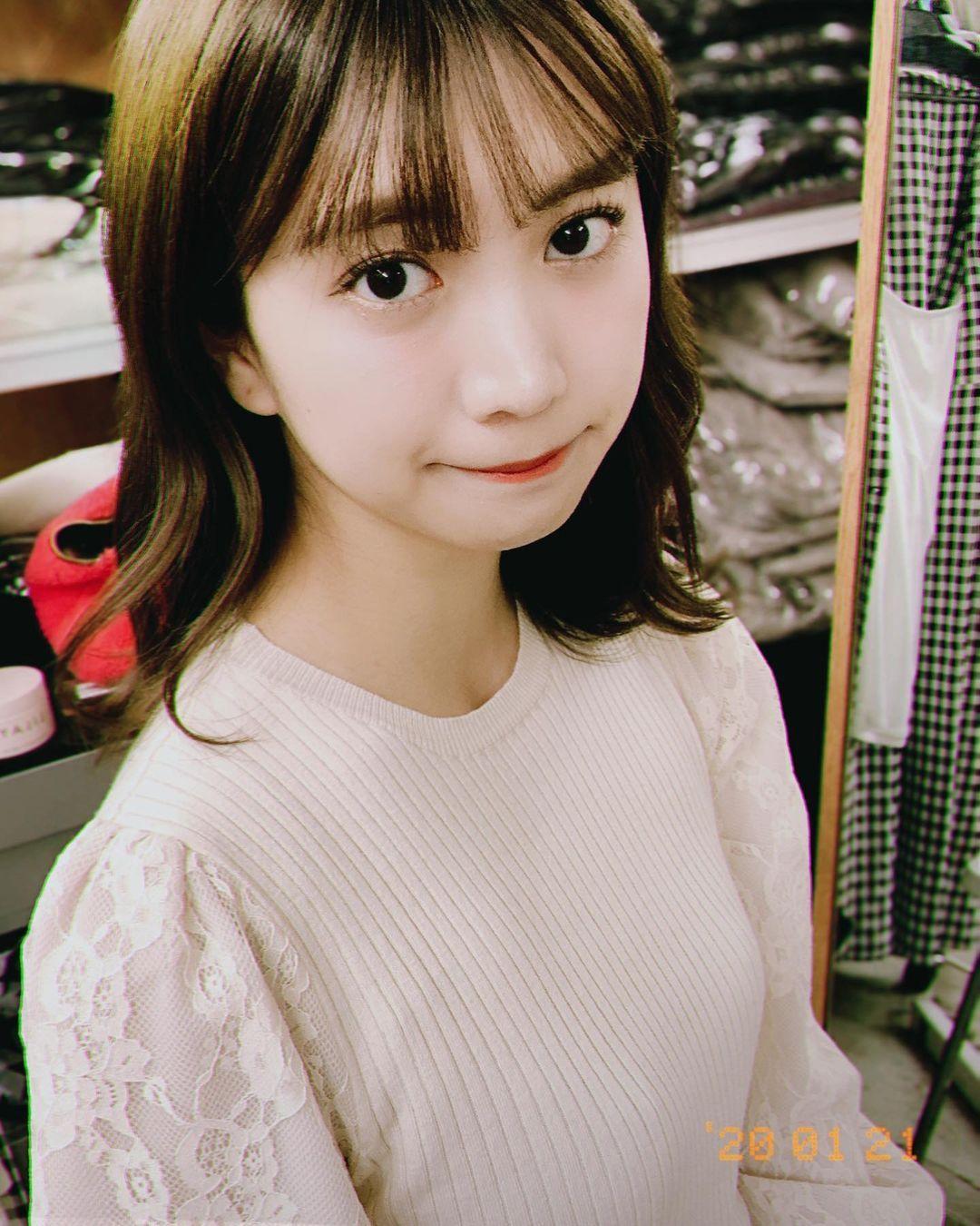 日本最可爱便利店员「源藤アンリ」,迷人笑容让人秒沦陷-新图包
