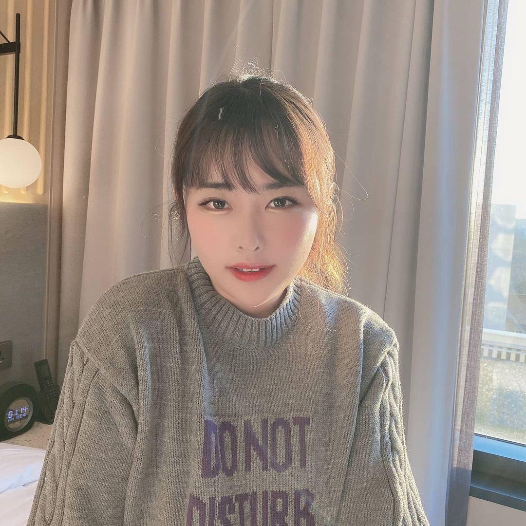 甜美火辣兼具!韩国直播主《하느르Hanuru》登性感杂志!-新图包