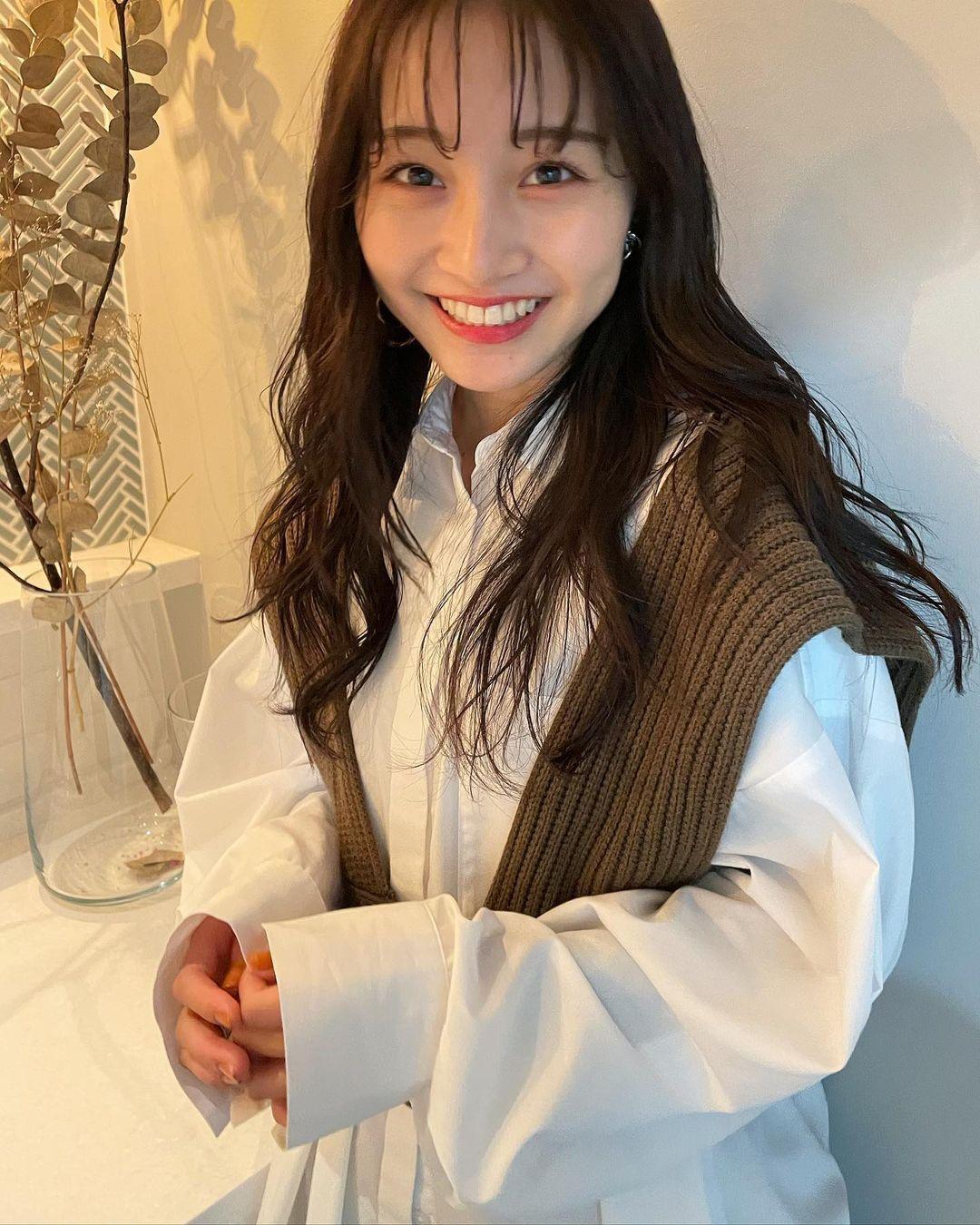 NMB48次世代王牌山本彩加引退转当护理师超暖原因让人更爱她了 网络美女 第12张