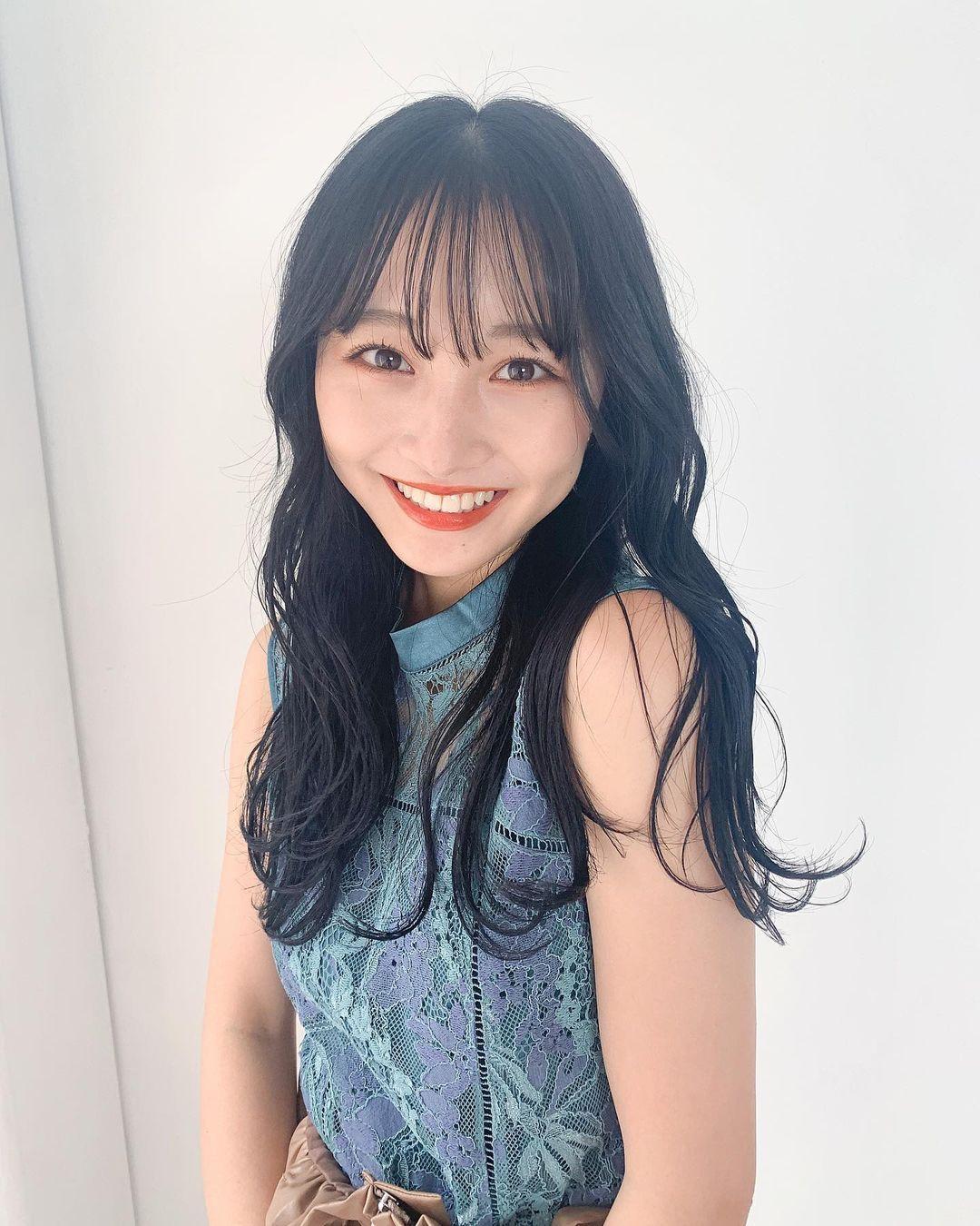 NMB48次世代王牌山本彩加引退转当护理师超暖原因让人更爱她了 网络美女 第13张