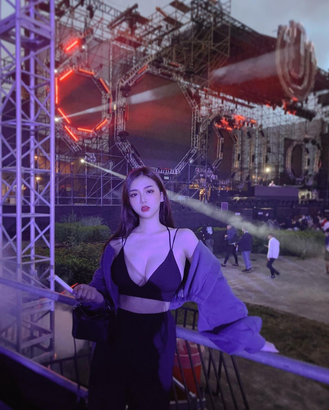 天菜级台湾正妹乐儿怎么拍都好看 养眼图片 第2张