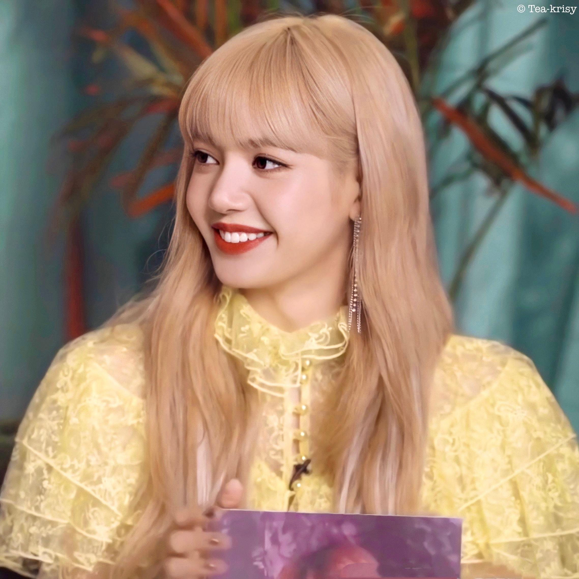 Lisa 你的甜豆莎 -有意思吧