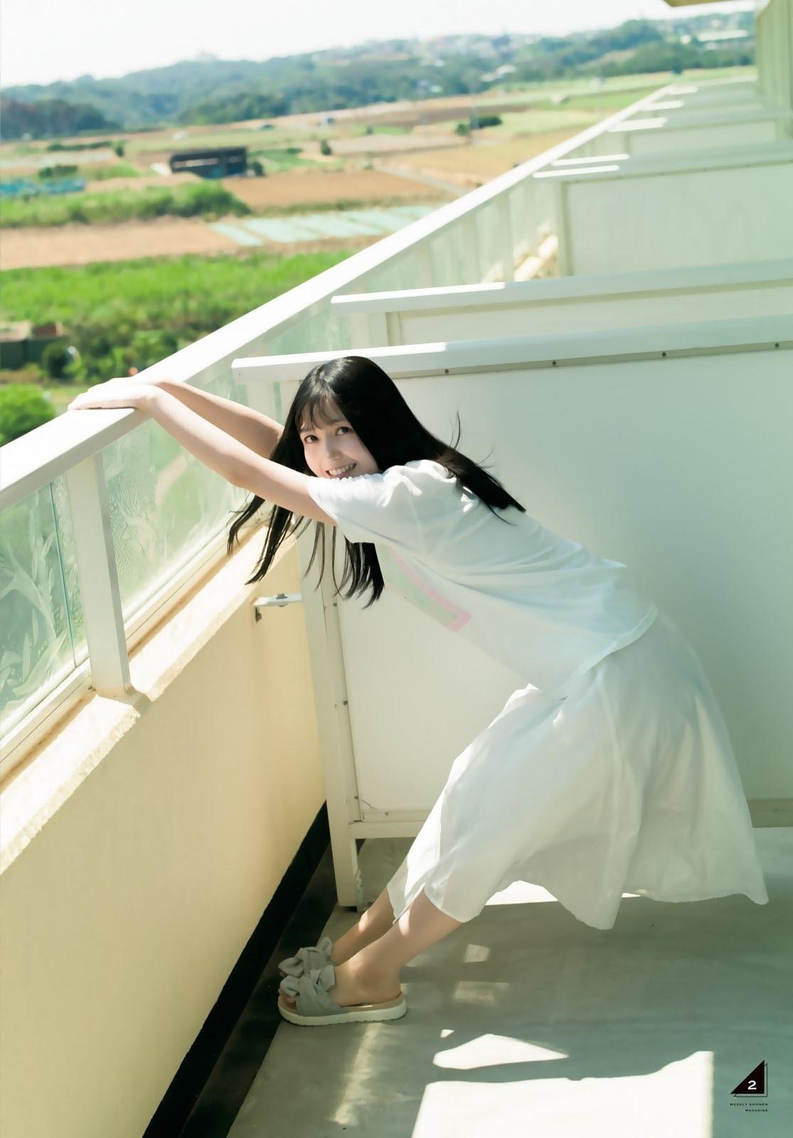 乃木坂46气质担当「久保史绪里」甜美外型清纯可人邻家女孩气质更是让人深陷其中
