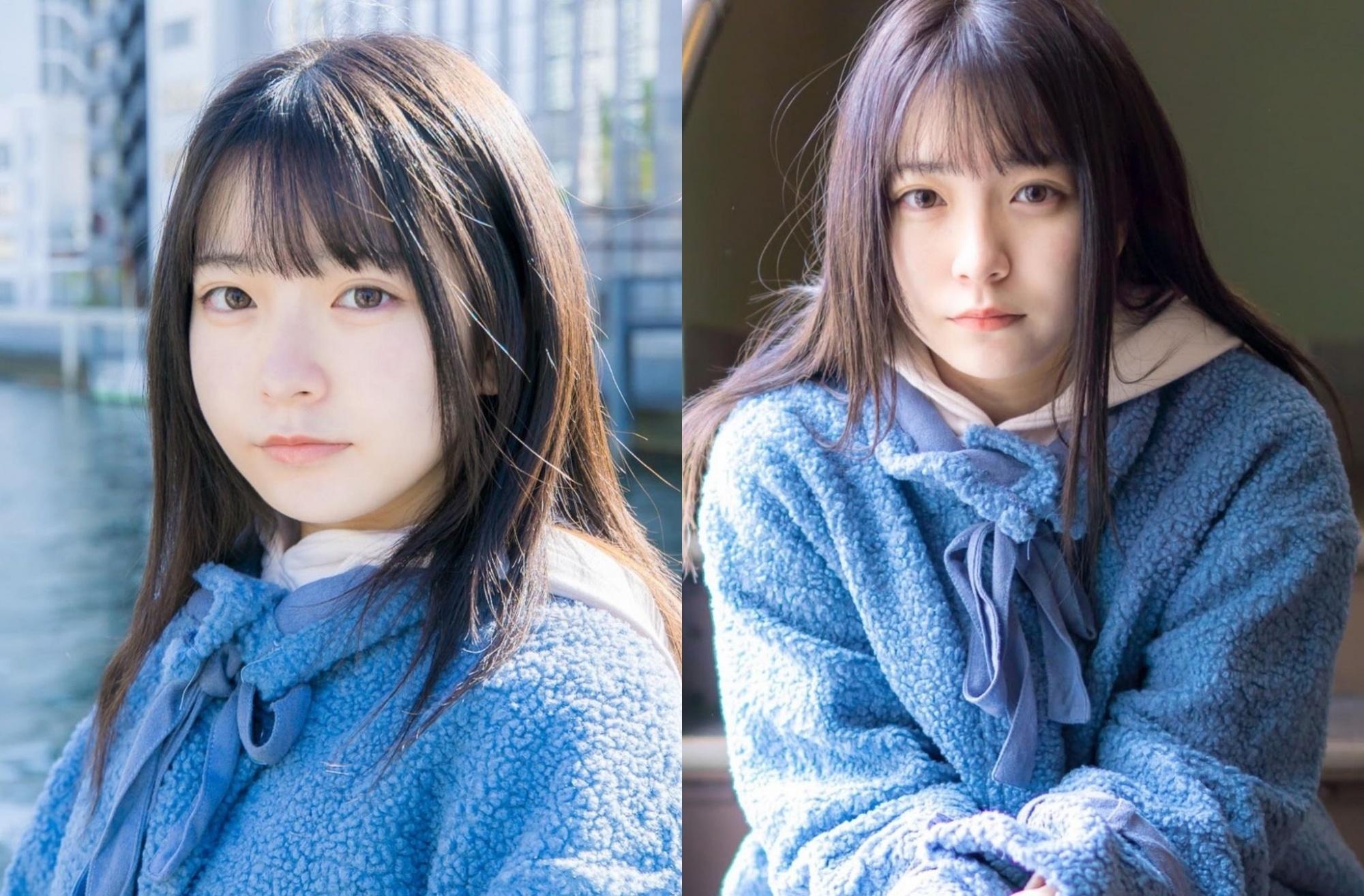 17岁仙女高中生瀬戸りつ绝美长相激似IU 全身散发空灵气质美到有点不真实
