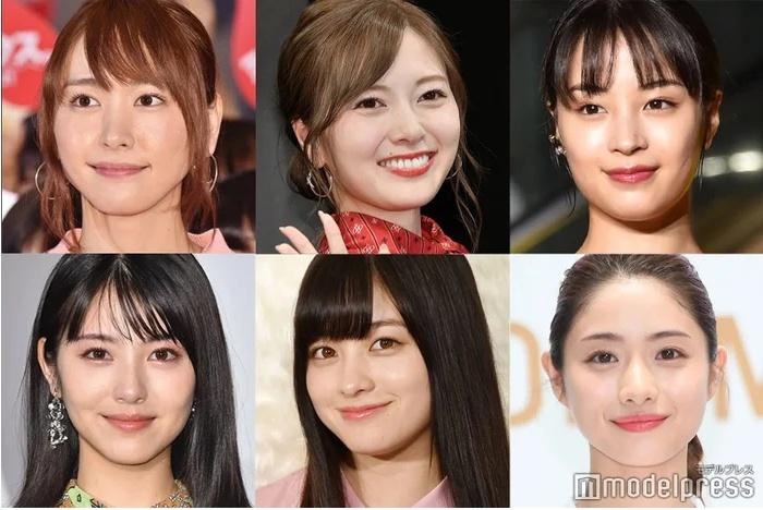 2021日网票选《女性最想要的20张脸蛋》!她们都比「千年一遇」还要美!?-福利巴士