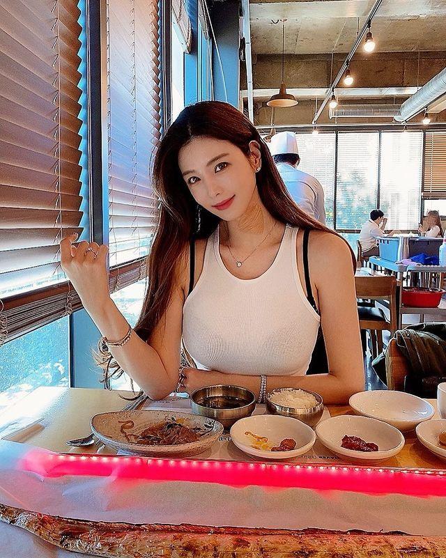 韩国的人气模特儿朴多贤E杯超级火辣 养眼图片 第7张