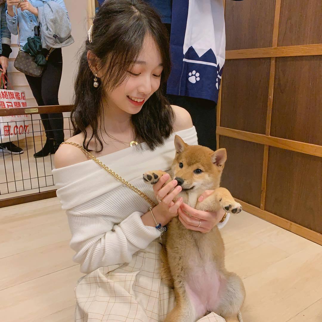 恋爱的18岁!香港仙气美少女「Coco Wong」笑起来好甜!-新图包