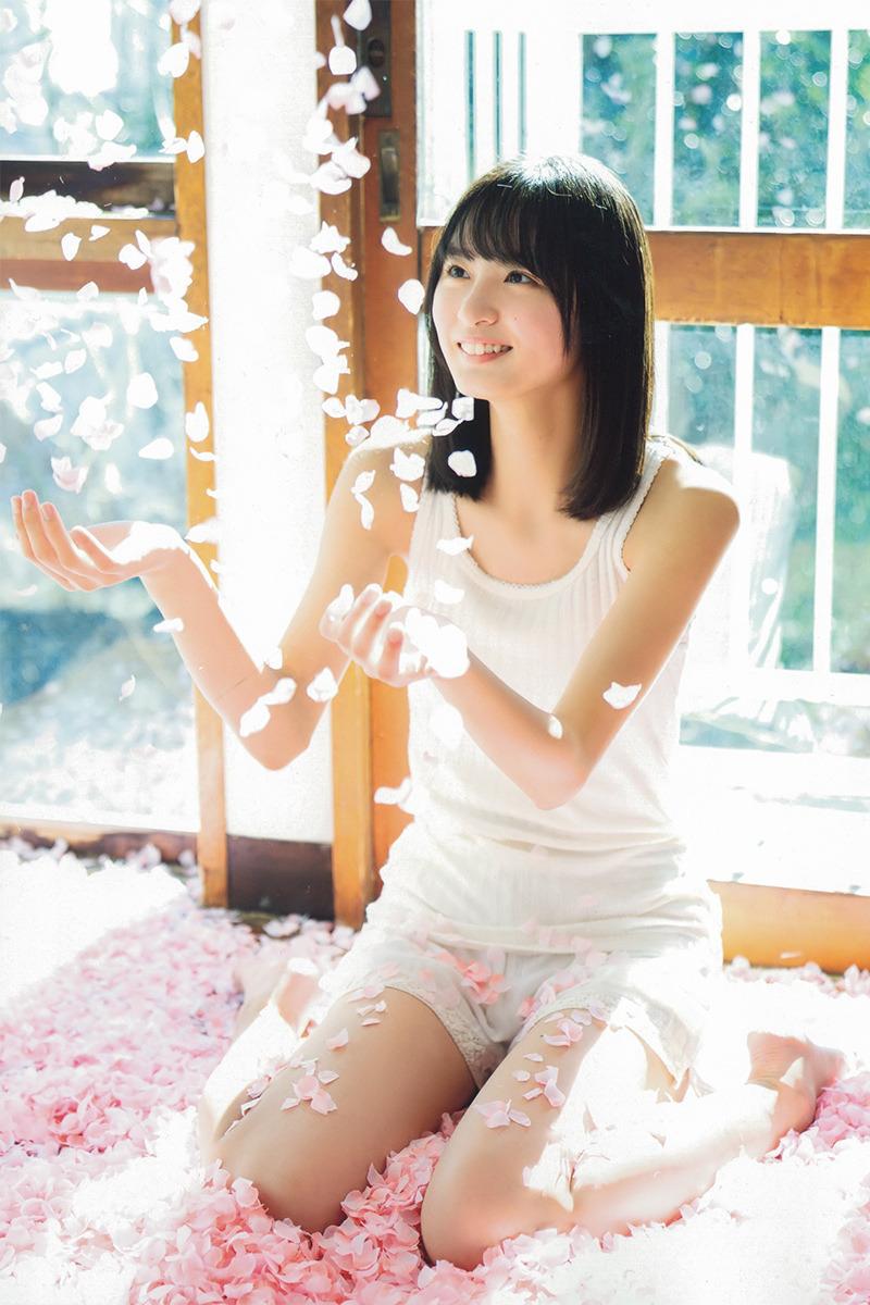 乃木坂46偶像远藤さくら开朗笑颜散发纯真气息 网络美女 第15张