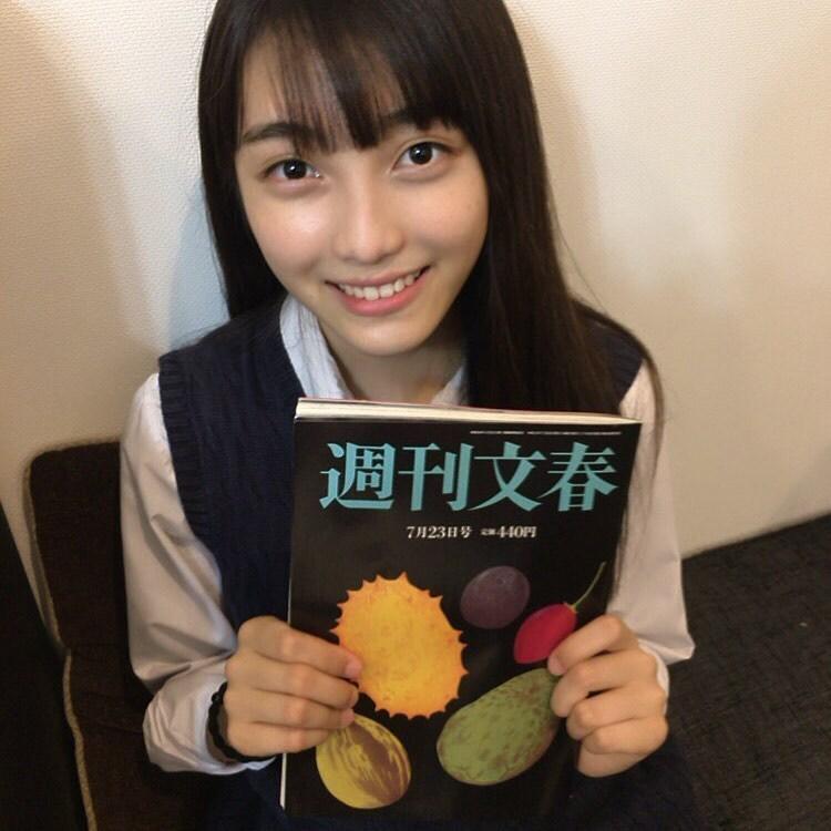 日本最可爱15岁「福田ルミカ」比基尼泳装如天使般 养眼图片 第16张