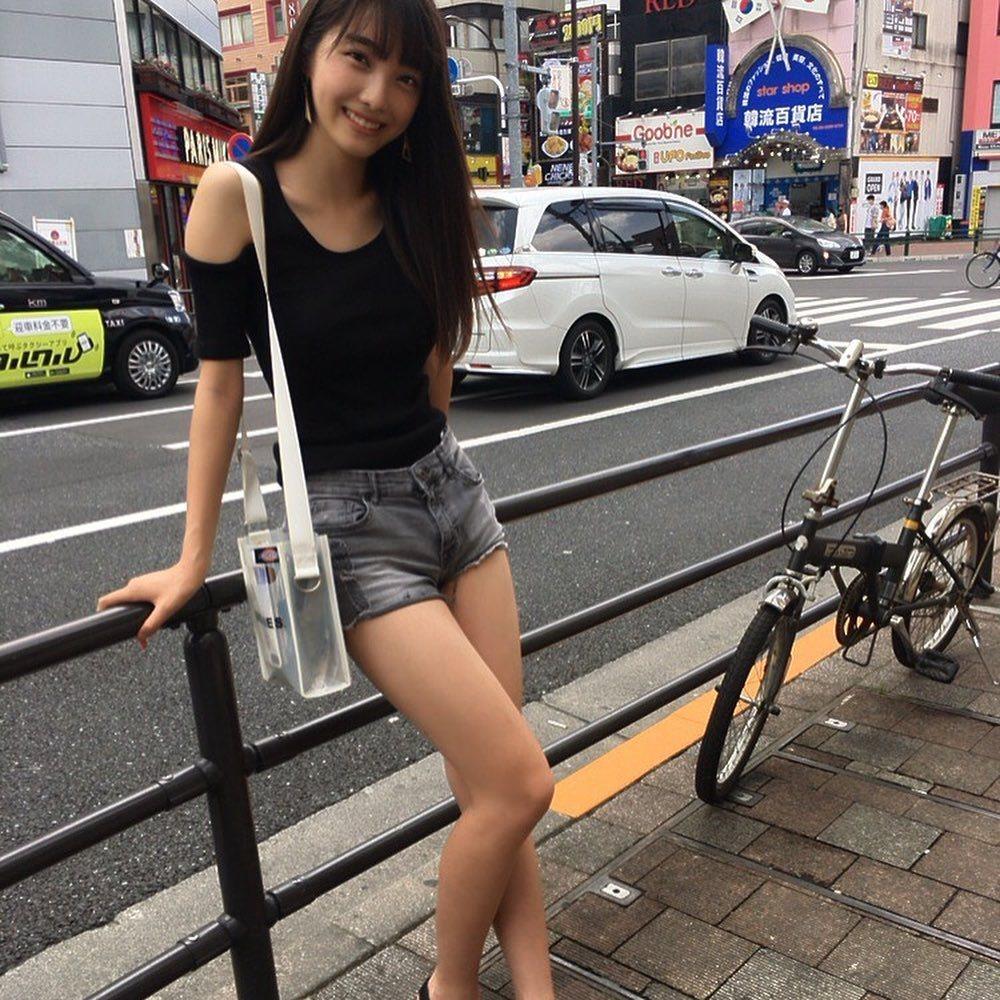 日本最可爱15岁「福田ルミカ」比基尼泳装如天使般 养眼图片 第18张