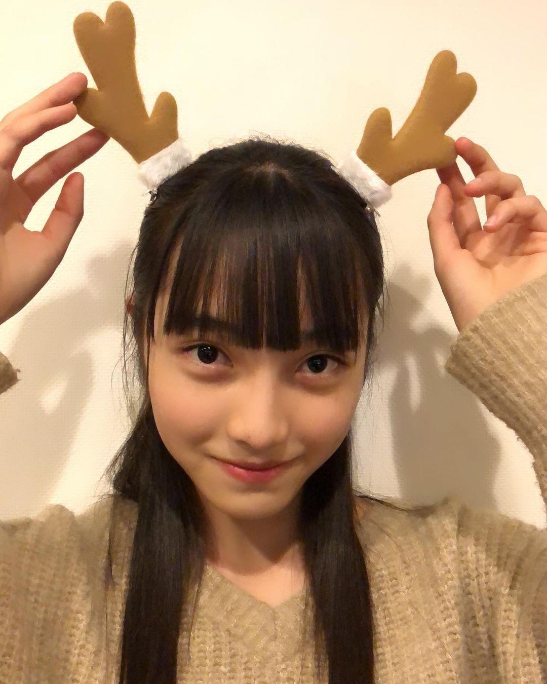 日本最可爱15岁「福田ルミカ」比基尼泳装如天使般 养眼图片 第23张