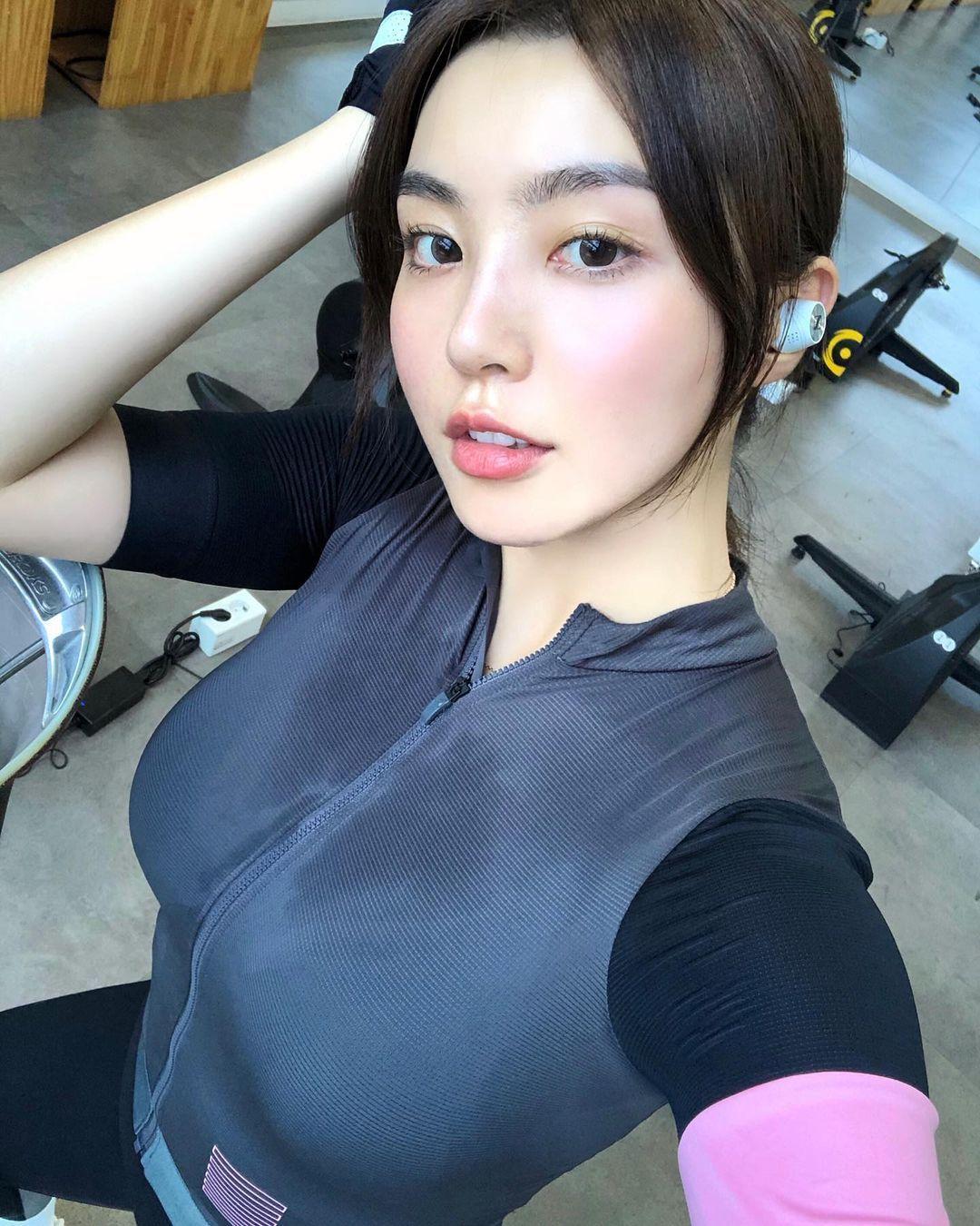 选美比赛常胜军.171 cm 韩国小姐Sewhee 清新气质+E身材让人恋爱 网络美女 第7张