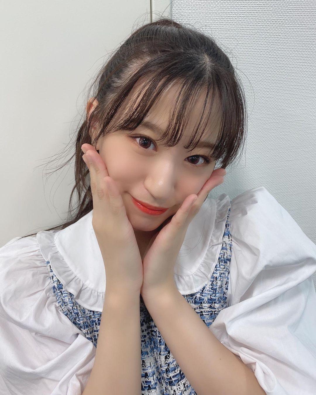 NMB48正妹偶像「上西怜」水の温度辣照持续曝光!-新图包