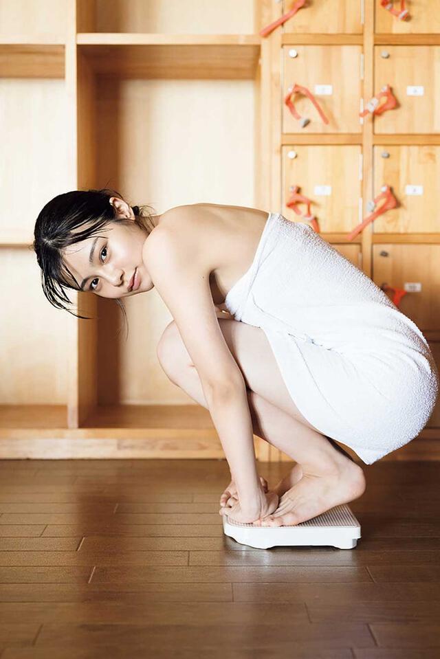 偶像团体NGT48成员《本间日阳》自带阳光的开朗少女!灿烂笑容散发初恋氛围 推软妹 第12张