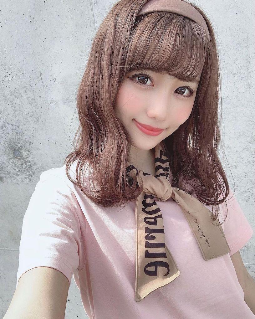 名古屋小只马V字洋装好性感,超可爱容颜看了好爱 网络美女 第9张