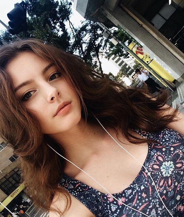 [正妹]完美比例天使脸孔[白俄罗斯女模]内衣广告网友直呼好仙 养眼图片 第33张