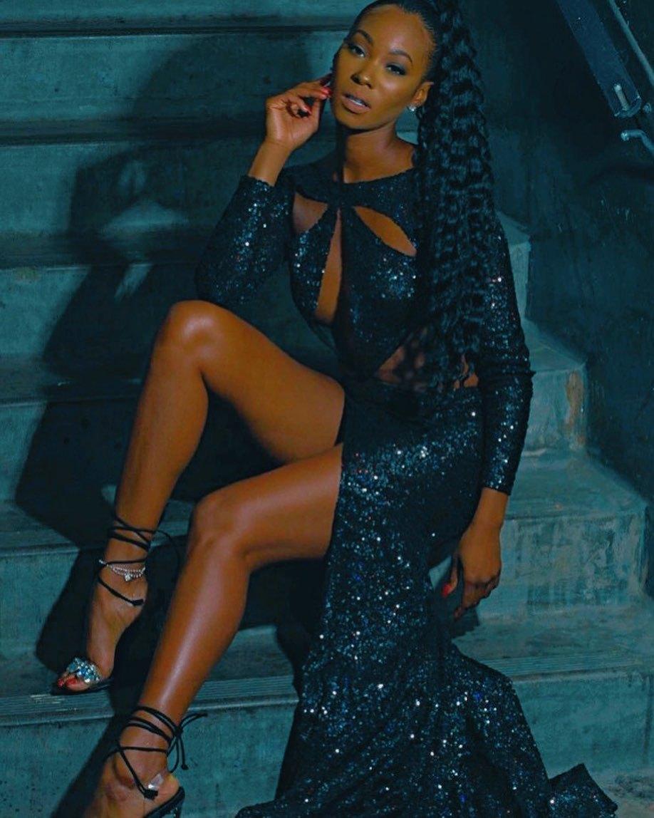 [正妹]天想来点辣味可可时尚名模[Monique]展现上流社会高级性感 养眼图片 第8张