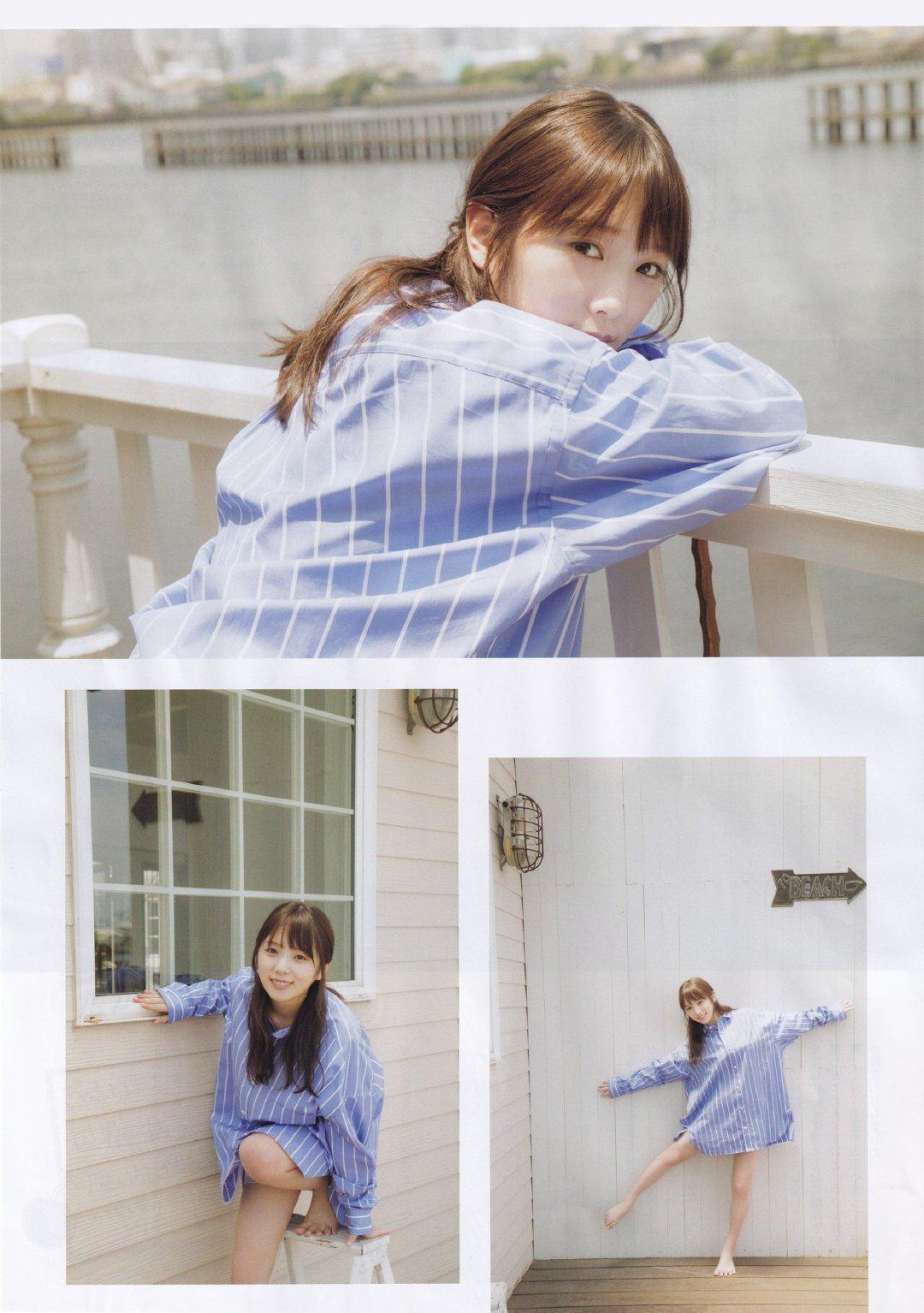 与田佑希清新脱俗美到让人深陷恋爱 养眼图片 第10张