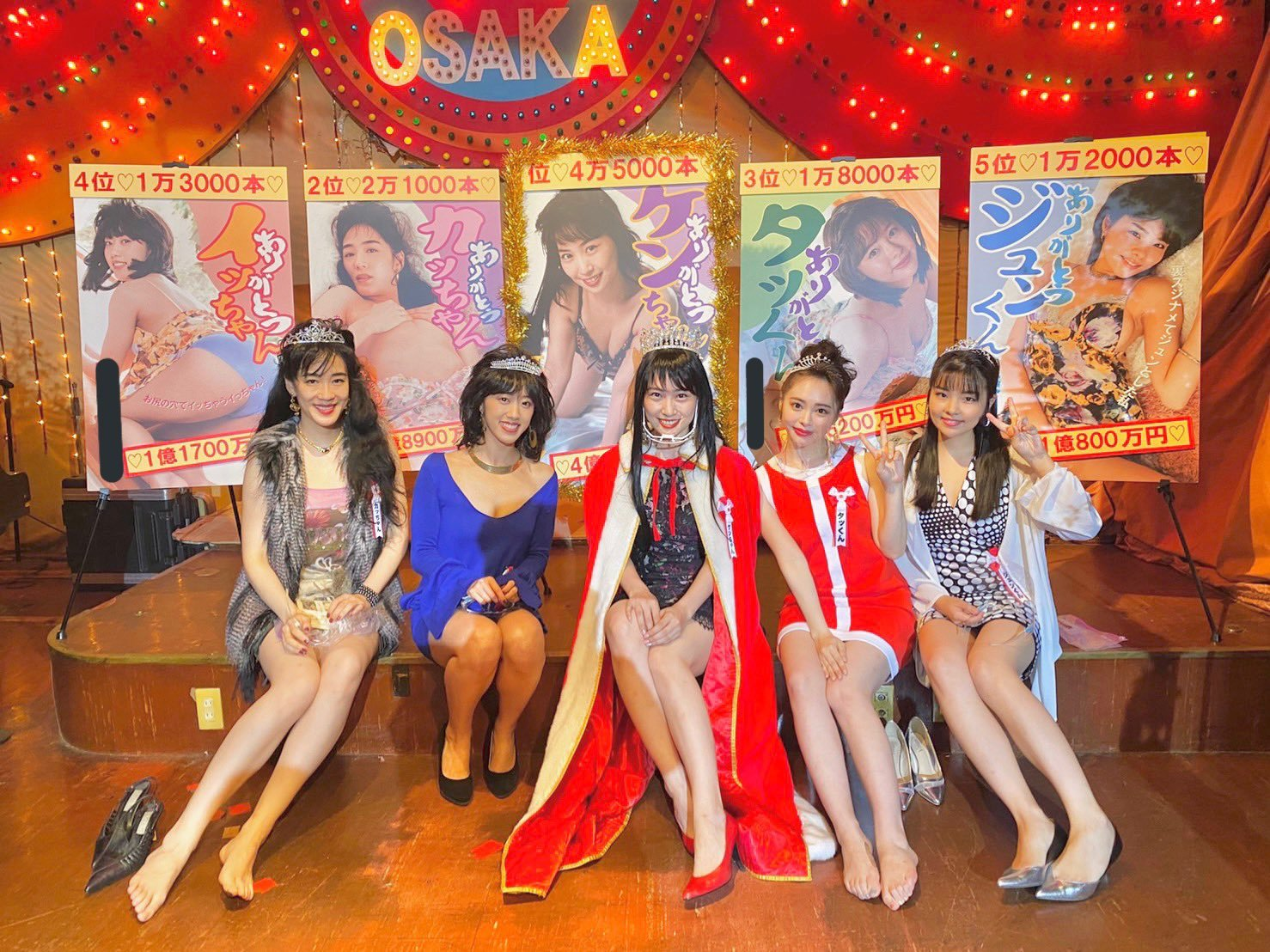 10位出演[AV帝王2]现役女演员摔角手本尊竟然某站知名 网络美女 第5张