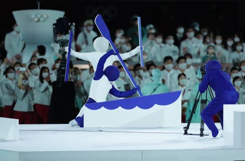 《奥运动态图像》超级变变变! 把名场面变成「简易符号」你能认得多少个?-itotii