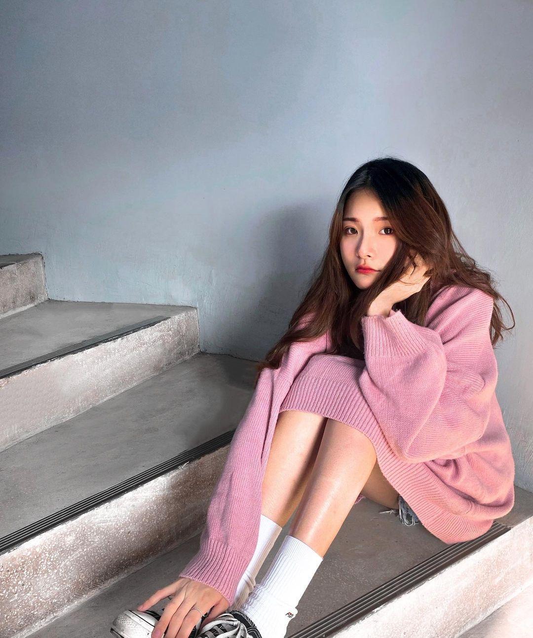 [清纯可爱]IG正妹:仔仔 娃娃般精致-itotii