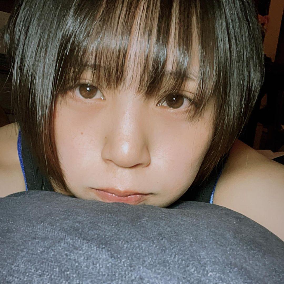选美比赛冠军 短发高中妹山冈雅弥16岁青春 深邃卧蚕双眼彷佛随时在放电 网络美女 第6张