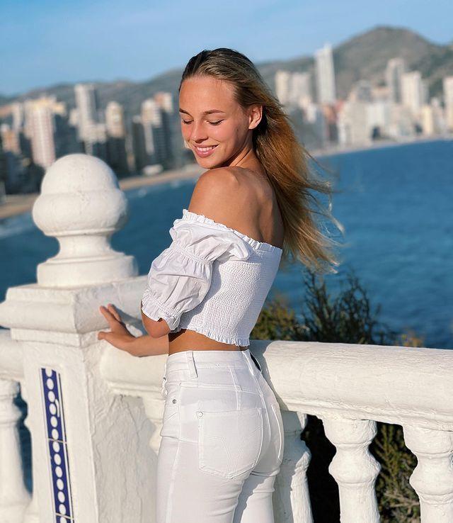 [正妹]被柔道耽误的模特儿 乌克兰正妹[Daria Bilodid]网友:好想被她压倒 网络美女 第18张