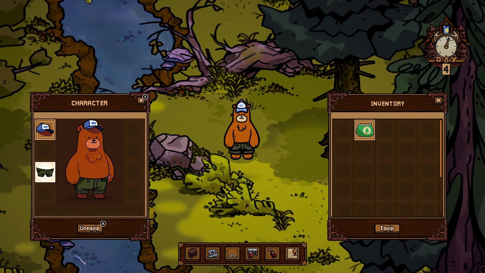 模拟经营游戏《熊与早餐》预计今年内发售 Steam 游戏资讯 第3张