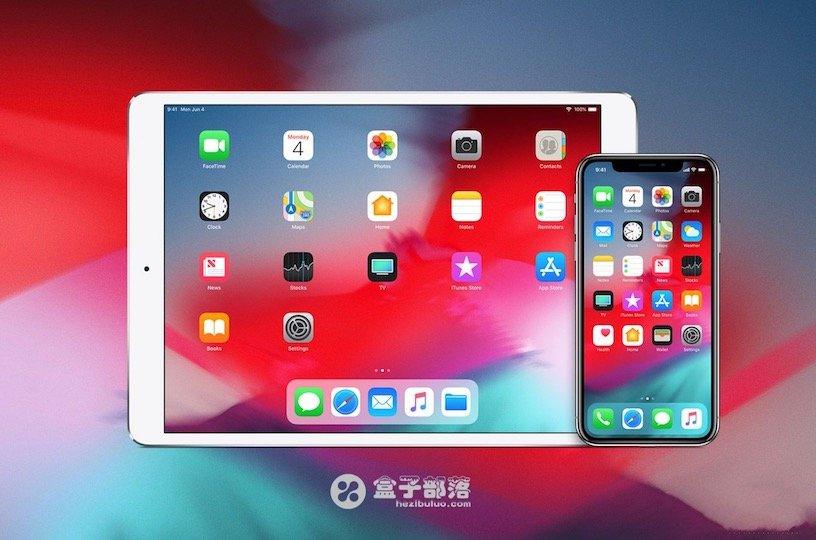 苹果 iOS 12 最新版固件官方下载地址 (iPhone / iPad 均可升级)