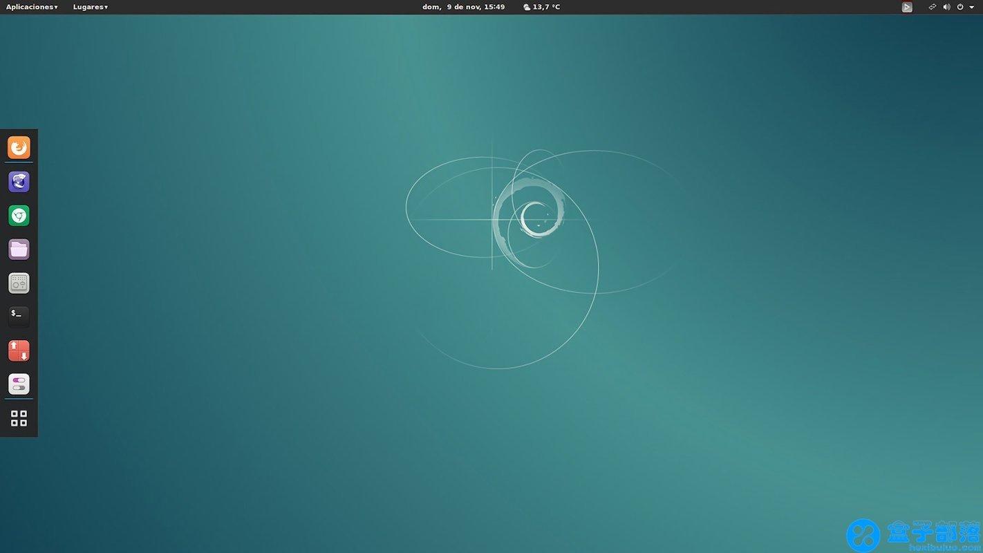 Debian 9.8 一款操作简单且十分稳定的 Linux 操作系统