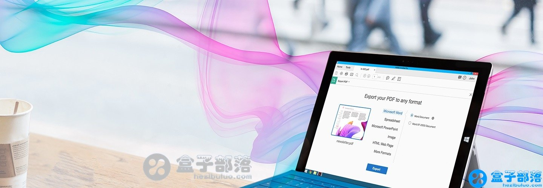 Adobe Acrobat DC 2019 最佳的PDF编辑器及阅读器软件