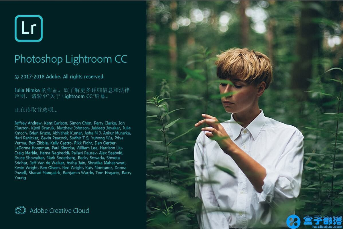 Adobe Lightroom CC 2019 v2.0.1 中文完整直装版