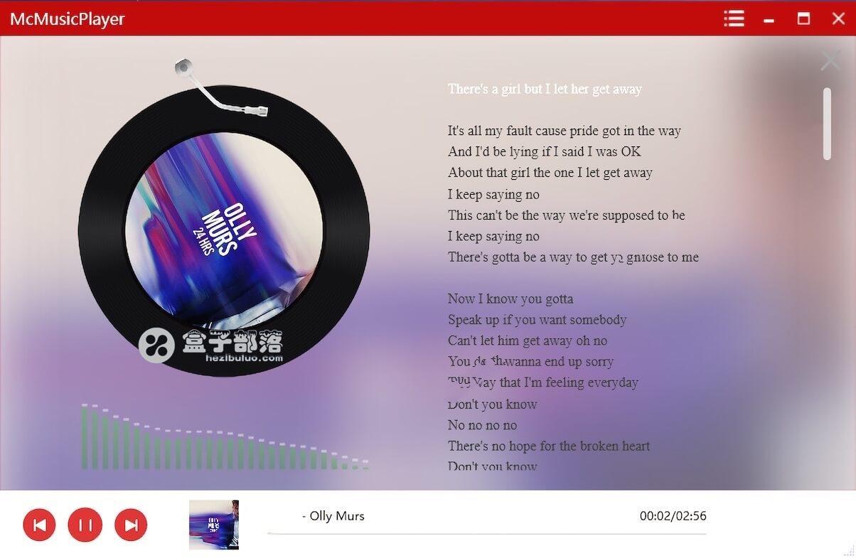 McMusicPlayer v3.6.4 全平台无损音乐免费下载器