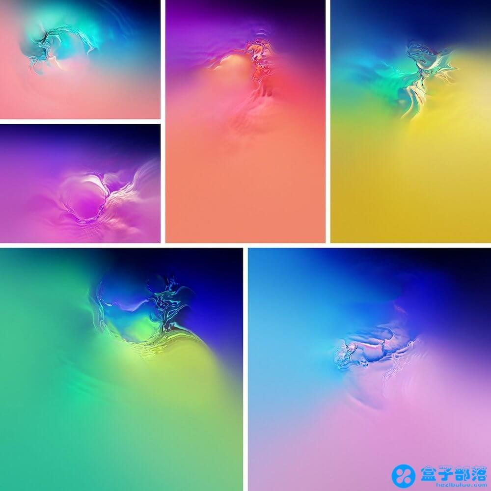 小米 9 和三星 Galaxy S10 全套超高清壁纸免费下载