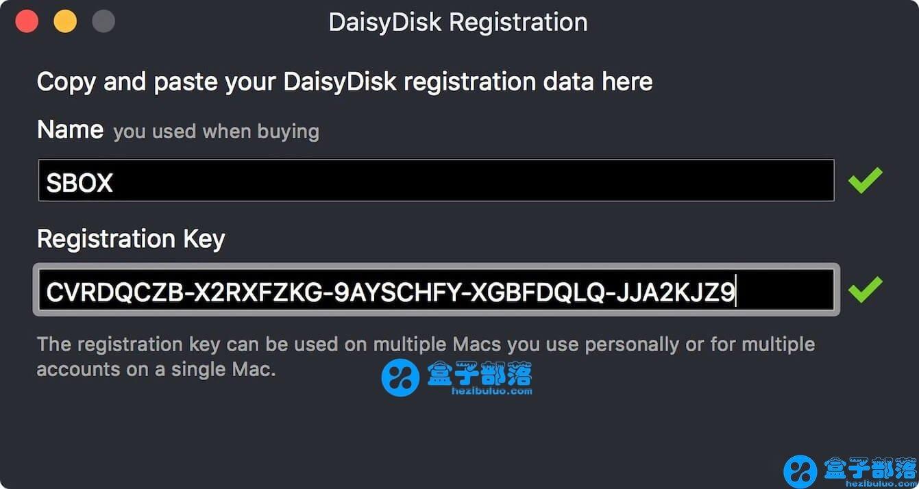 DaisyDisk 4.6.5.1 一款 Mac 平台上的专业的系统清理工具