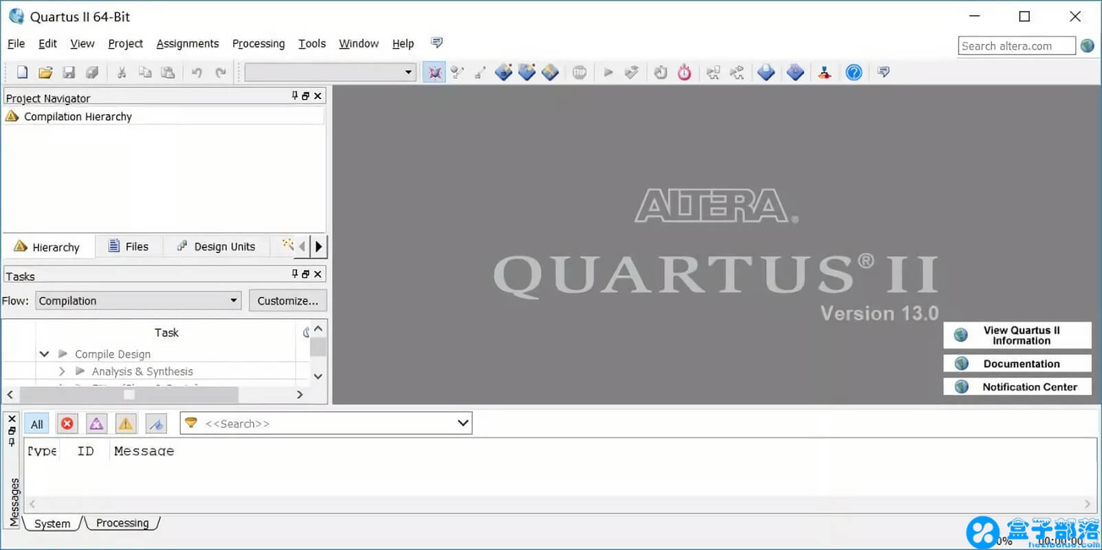Quartus II 13.0 专业的PLD/FPGA开发软件