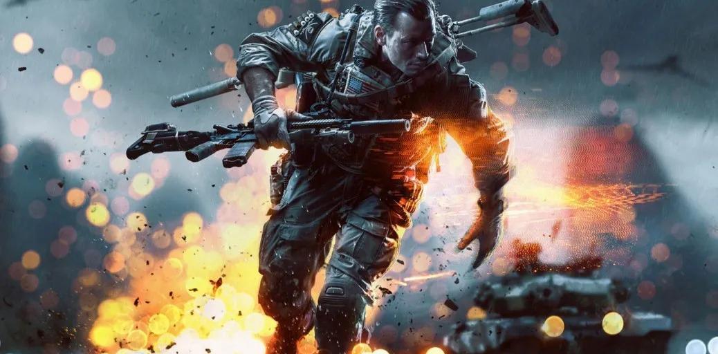《战地》以世界大战为题材的老牌FPS