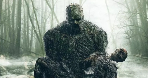 沼澤怪物第一季