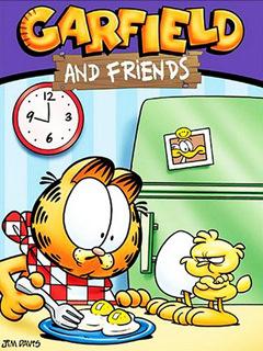 加菲貓和他的朋友們第二季