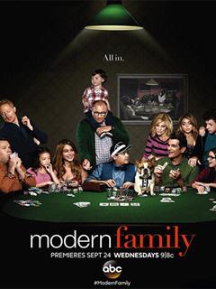 摩登家庭第六季