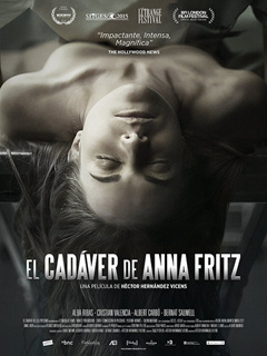 安娜弗里茨的尸体