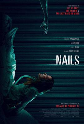 暗夜鬼抓床Nails