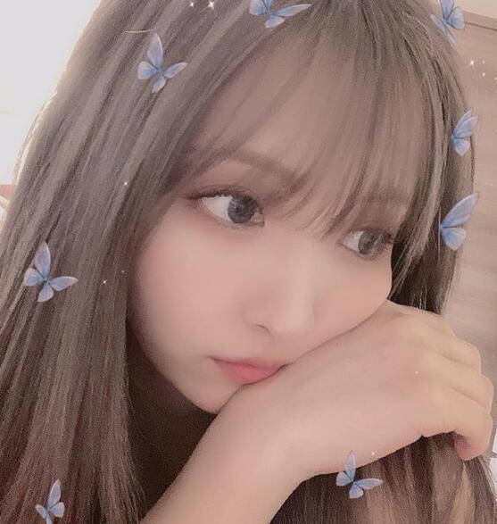 回归长发的Mikami-Yua变身小太妹