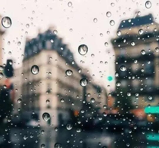 雨天,也挺好。