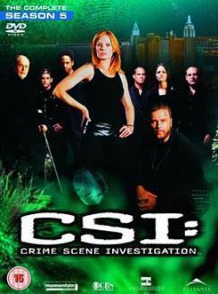 犯罪現場調查第五季