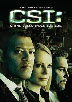 犯罪現場調查第九季