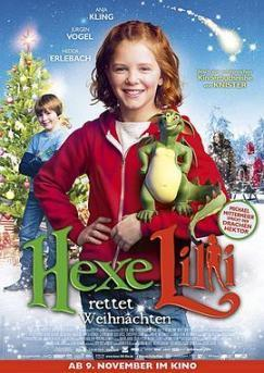 莉莉的魔法圣诞节