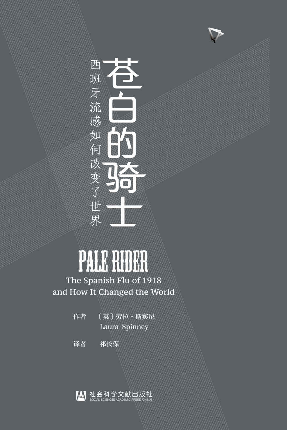 苍白的骑士 : 西班牙流感如何改变了世界 [英] 劳拉·斯宾尼pdf-epub-mobi-txt-azw3